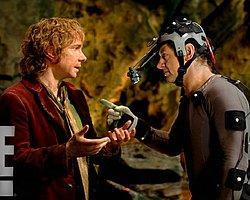 Hobbit: Beklenmedik Yolculuk Filminden Yeni Kareler!