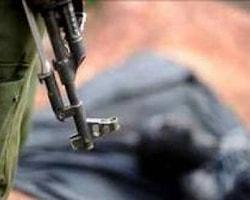 Polis Noktasına Taciz Ateşi
