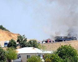 Askeri Konvoya Saldırı: 1 Şehit, 30 Yaralı