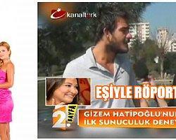 Gizem Hatipoğlu Eşiyle Röportaj Yaptı!..