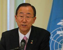 BM Genel Sekreteri: 'Suriye'de Askeri Yolla Çözüm Olmaz'