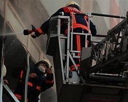 Türkü Barda Yangın: 1 Ölü