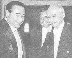 Rahmetli Menderes'i Saygıyla Anarken...  Politika  Altan Öymen