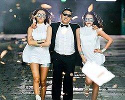 Gangnam Style'Dan Bir Dünya Rekoru