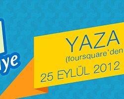 Foursquare Türkiye Yaza Veda Partisi