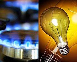 Zam Sırası Doğalgaz ve Elektrikte