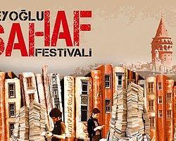 """""""6. Beyoğlu Sahaf Festivali"""" Başladı"""