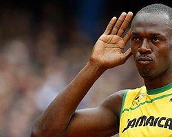 Bolt bu kez kaçmak için koştu