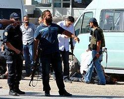 PKK'lılar Kıskıvrak Yakalandı!