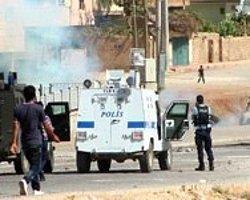 Nusaybin'de Olay Çıkaran 10 Çocuk Gözaltına Alındı