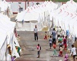 Suudiler Kilis'e Kamp Kuruyor