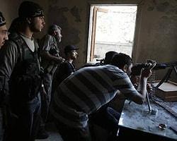 'Türkiye Ve Katar Muhaliflere Silahı Kesti'