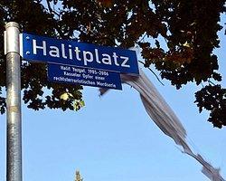 Almanya'da Özür Mahiyetinde Halit Meydanı