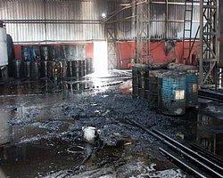 Büyükçekmece'de Kapattırılan Kaçak Asfalt Fabrikasının Sonrası Konuşuldu