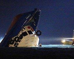 Deniz Kazasında Onlarca Ölü