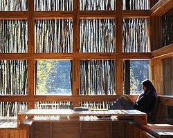 Elektrik Kullanmayan Kütüphane