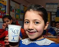 Okullarda İkinci Dönem Haftada Üç Gün Süt Dağıtılacak