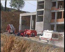 İstanbul İstinye'de Okul İnşaatında Göçük: 1 Ölü