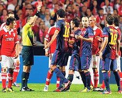 UEFA'dan Çakır'a Şaşırtan Not