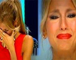 Bir Anda Ağlamaya Başladı