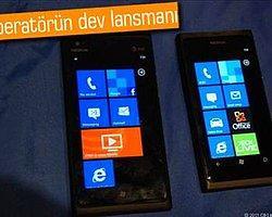 Nokia Lumia 920, ABD'de Sadece At&T Tarafından Satıl