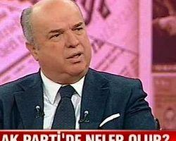 Fehmi Koru AKP'nin Başbakan Adayını Açıkladı