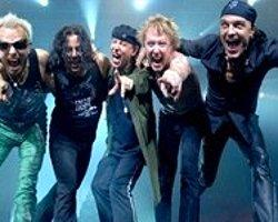 Scorpions Geri Geliyor