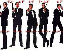 5 Ekim Dünya James Bond Günü