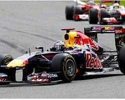 Japonya'da Vettel İlk Cepte