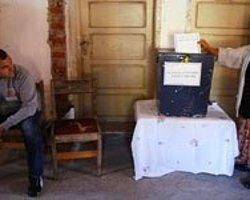 Bosna-Hersek'te Olaylı Seçim
