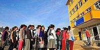 Akçakale'de Ders Zili 3 Hafta Sonra Çaldı