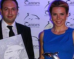 Tav Havalimanları İmaj Filmi Cannes'dan Ödülle Döndü!