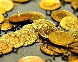 Altının Kilogramı 99 Bin 500 Liraya Geriledi