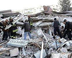 İtalya'da Tarihi Deprem Kararı   Hürriyet