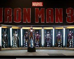 Iron Man 3'Ün Asıl Trailer'ı Geldi