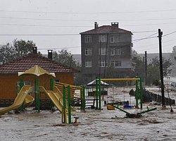 Lüleburgaz'da Sel 3 Can Aldı