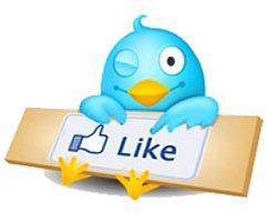 Twitter, Favorilerin Yerine Beğen Ve Yıldız İfadelerini Test Ediyor