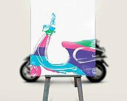 Vespa Ödüllü Tasarım Yarışması Art Vespa 2012 Başladı