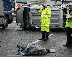 Trafik Polisinin Zor Anı
