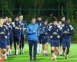 Fenerbahçe'de 3 Futbolcu Kadroda Yok