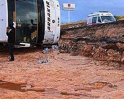 Sağanak Gaziantep'i Vurdu: 1 Ölü 4 Kayıp