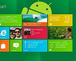 Android, 2016 Yılında Windows İşletim Sistemli Cihaz Sayısını Geride Bırakacak