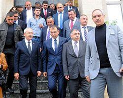 Kılıçdaroğlu Diyarbakır'da Meydan Okudu