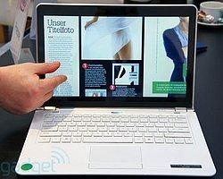 Casper'dan Dokunmatik Ekranlı Ultrabook