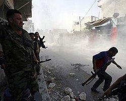 Suriye'de Muhaliflerle Kürtler Çatışıyor