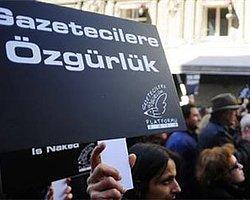 İstanbul'da Tutuklu Gazeteciler İçin Yürüyüş