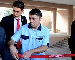 Başbakanlık'ta Silah Sesi Duyuldu! | DHA