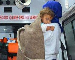 Konya Haber Yaralı Çocuk Annesinden Kopamadı