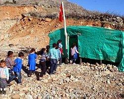 Sason Kaymakamı'ndan 'Çadırda Eğitim' Açıklaması