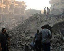 Suriye Yıkım Yolunda